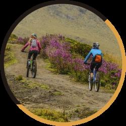 bike tour kumanday adventures